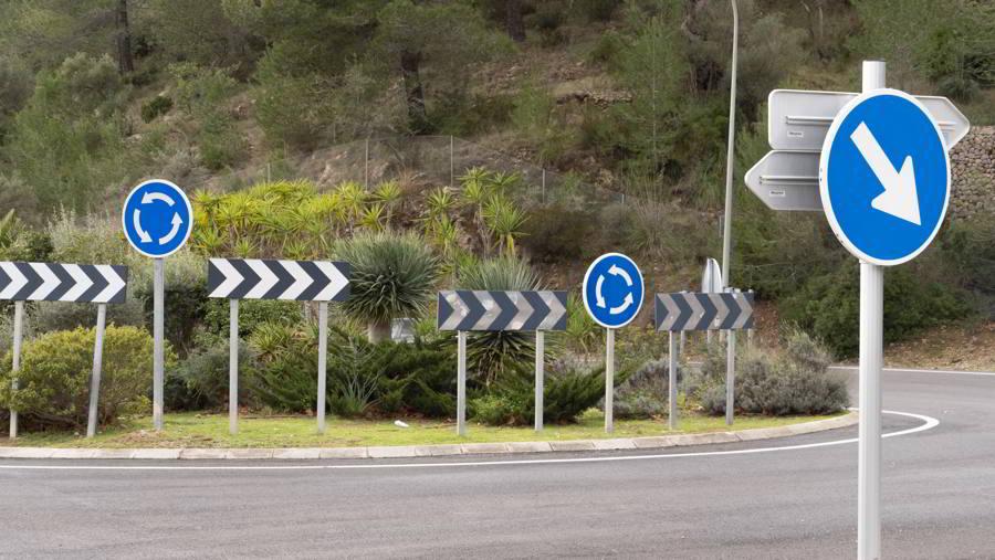importancia de la señalización vial